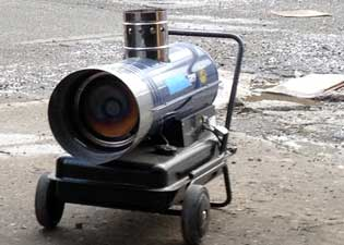 Portable Heater Rentals Air Conditioner Rental And Leasing