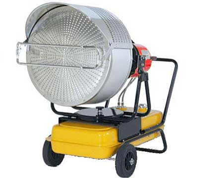 Radiant Heater Rental